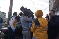 KOCADERE - Faciadan Dönüldü Açıklaması 3 Yaralı