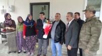 KÖY KORUCUSU - Hataylı Geçici Köy Korucusuna Prefabrik Ev