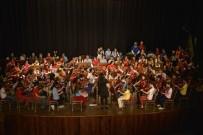 AHMET ATAÇ - İki Elin Sesi Var Çocuk Senfoni Orkestrası İkinci Nesil Çocukları İle İlk Konserinde