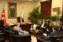 MAVİ MARMARA - İsrail Büyükelçisi Açıklaması Paçaları Sıvamak Lazım