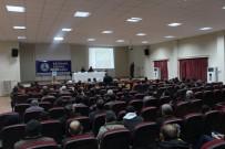 İLÇE MİLLİ EĞİTİM MÜDÜRÜ - Kahta'da 'Kazan Havzası' Paneli Düzenlendi