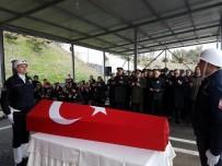 İBRAHIM ŞAHIN - Kalp Krizinden Ölen Polis İçin Tören Düzenlendi