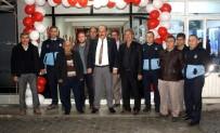 JANDARMA KOMUTANI - Karpuzlu Dr. Mustafa Yaman Düğün Salonu Hizmete Açıldı