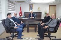 OSMAN GÜVEN - Kaymakam Güven AK Partilileri Ağırladı