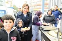 EMNİYET TEŞKİLATI - Kemalpaşa İlçe Emniyet Müdürlüğü Şehitlere Lokma Döktürdü