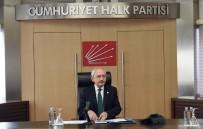 KEMAL KILIÇDAROĞLU - Kılıçdaroğlu'ndan Akşener'e Taziye Telefonu