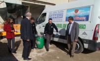 RECEP ŞAHIN - Korkuteli Belediyesi Atık Yağları Topluyor