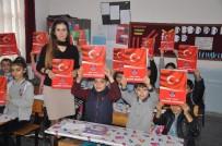 TÜRK BAYRAĞI - Milli Birlik Ve Beraberlik Ruhu İçin Türk Bayraklı Karne
