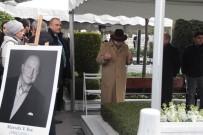 İNAN KIRAÇ - Mustafa Koç Ölüm Yıl Dönümünde Mezarı Başında Anıldı