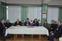 İLÇE MİLLİ EĞİTİM MÜDÜRÜ - Of'ta Mesleki Ve Teknik Eğitim Okul Yönetim Kurulu Oluşturuldu