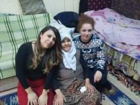 ŞEKER HASTASı - Öğretmenlerden 'Geçmiş Olsun' Ziyareti