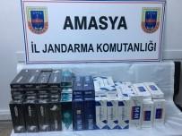 BOĞAZKÖY - Otobüste Bin 890 Paket Kaçak Sigara Ele Geçirildi