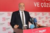ORGANİZE SANAYİ BÖLGESİ - Saadet Partisi Lideri Karamollaoğlu Konya'da