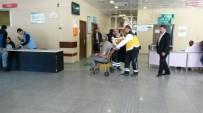 TAŞERON İŞÇİ - Şanlıurfa'da Kavga Açıklaması 4 Yaralı