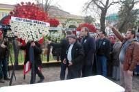 ŞEHİT CENAZESİ - Şehit yakınları CHP çelengini istemedi
