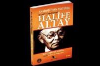 KALENDER - TKÜUGD Açıklaması 'Halife Altay Kitabı Çıktı'