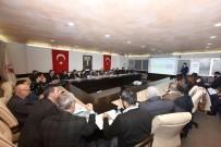 ARAP TURİZM ÖRGÜTÜ - Trabzon'da 'HİSER' Projesi'nin Tanıtımı Yapıldı