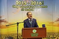 İSTİKLAL - Trakya Birlik Genel Kurulu Yapıldı
