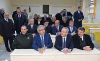 ÜNİVERSİTE KAMPÜSÜ - Vali Dirim Kutlubey Kampüsünü Gezdi