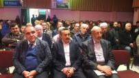 AK PARTI - Yazar Dilipak, Seydişehir'de Konferans Verdi
