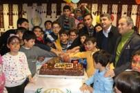FARKıNDALıK - Yetim Çocuklar Karne Şenliği İle Eğlendi