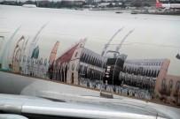 SUUDI ARABISTAN - Yolcu Uçağına Kabe Fotoğraflı Tasarım