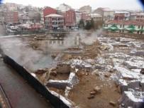 Yozgat'ta 2 Bin Yıllık Tarihi Roma Hamamı Görkemi İle Göz Kamaştırıyor