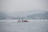 DENİZ POLİSİ - 15 Temmuz Şehitler Köprüsü'nde İntihar