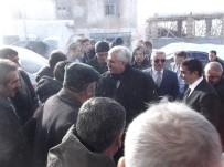 HAYVANCILIK - AK Parti İl Başkanı Öz, Tekman'da Ziyaretlerde Bulundu