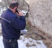 Aksaray'da Boş Arazide Bulunan Tüfek Paniğe Neden Oldu