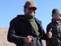 YPG - Amerikalı YPG'li Rakka'da öldü