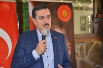 YENİ ANAYASA - Bakan Tüfenkci Açıklaması 'Almış Olduğumuz Tedbirlerle 2017 Yılı Yatırım Yılı Olacak'