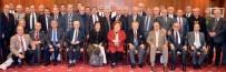 KENTSEL DÖNÜŞÜM PROJESI - Başkan Eser, Ankara'da Darendelilerle Buluştu