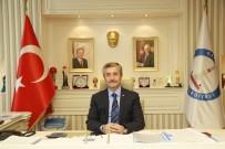 BİNALİ YILDIRIM - Belediye Başkanı Tahmazoğlu'ndan Anayasa Teşekkürü