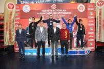 ANKARA BÜYÜKŞEHİR BELEDİYESİ - Büyükler Türkiye Tekvando Şampiyonası Sona Erdi