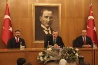 BASIN TOPLANTISI - Cumhurbaşkanı Erdoğan Açıklaması 'Afrika'da FETÖ Faaliyetlerini Masaya Yatıracağız'