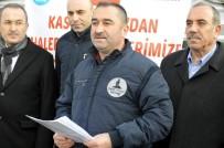 ŞEHIT - Deniz Feneri Derneği İle MÜSİAD'ın Yardım TIR'ı, Halep'e Uğurlandı