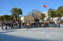 GENÇLİK MECLİSİ - Dört Ülkeden Gençler Sağlık Ve Bisiklet İçin Söke'de Buluştu