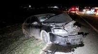 ŞANLIURFA - Düğün yolunda kaza: 3 ölü
