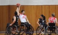 TEKERLEKLİ SANDALYE - Garanti Bankası Tekerlekli Sandalye Basketbol Süper Ligi