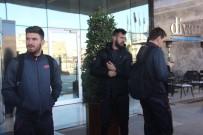 SELÇUK ŞAHİN - Gaziantep'te Bulunan Gençlerbirliği Kafilesi Ankara'ya Dönüyor