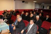 AHMET ÇAKıR - Hekimhan'da Muhtarlarla Toplantı Yapıldı