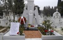 AGOS GAZETESI - Hrant Dink Ölümünün 10'Uncu Yılında Mezarı Başında Anıldı