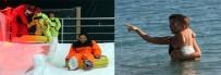 KÖPEK - İkisi Bir Arada Açıklaması Hem Kar Hem Deniz Keyfi