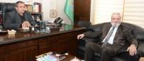 HAYVANCILIK - İl Müftüsü Bal'dan Başkan Koçak'a Ziyaret