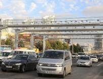 BOĞAZIÇI KÖPRÜSÜ - İstanbul'da bazı yollar trafiği kapatılacak