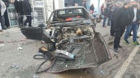 DİREKSİYON - İzmir'de Trafik Kazası Açıklaması 6 Yaralı