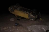 DİREKSİYON - Kaza yaptıkları 5 saat sonra fark edildi