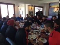KAYALı - Kuşadası Gençlikspor Kahvaltıda Buluştu