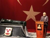 VOLKAN SEVERCAN - Oyuncu Ayberk Atilla son yolculuğuna uğurlandı